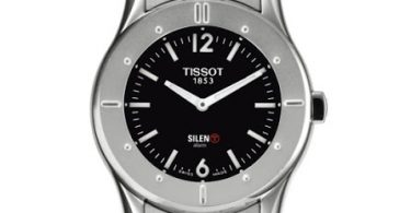 Tissot Silen-T - Discrete Luxury Tissot Watch