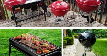 Best Meals Equal the Best Charcoal Grill