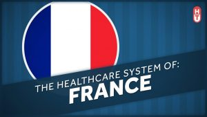 Health care system of france