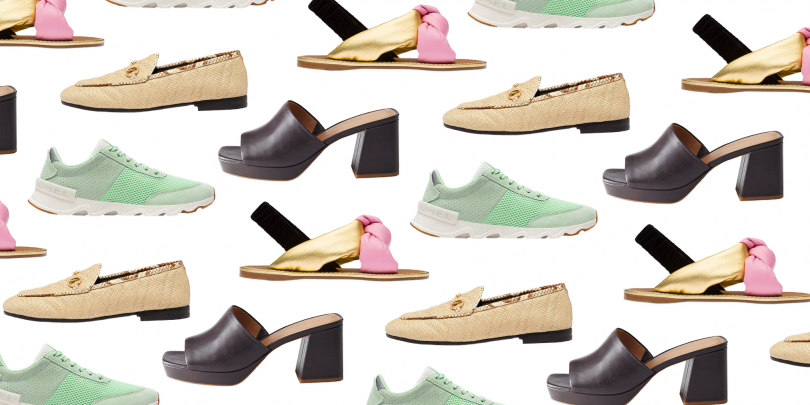 5 Shoe Styles That Make Shorts Look Chicer
