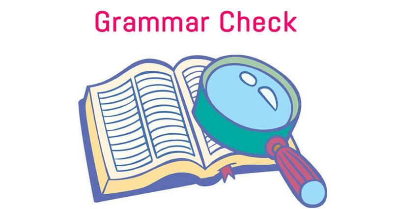 Top 3 grammar checker tools for students