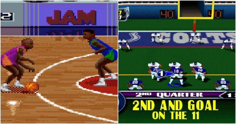 Best Arcade Sports Games Ever
