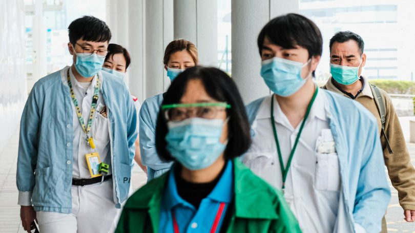 Hospital Visits in the Time of a Pandemic