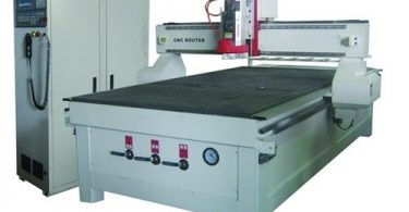 Industrial CNC Router Application
