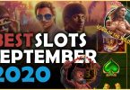 Top 7 New Slots for September 2020