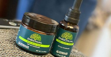 Herbalife's New Enrichual Features CBD Ingredients for Enhanced Wellness