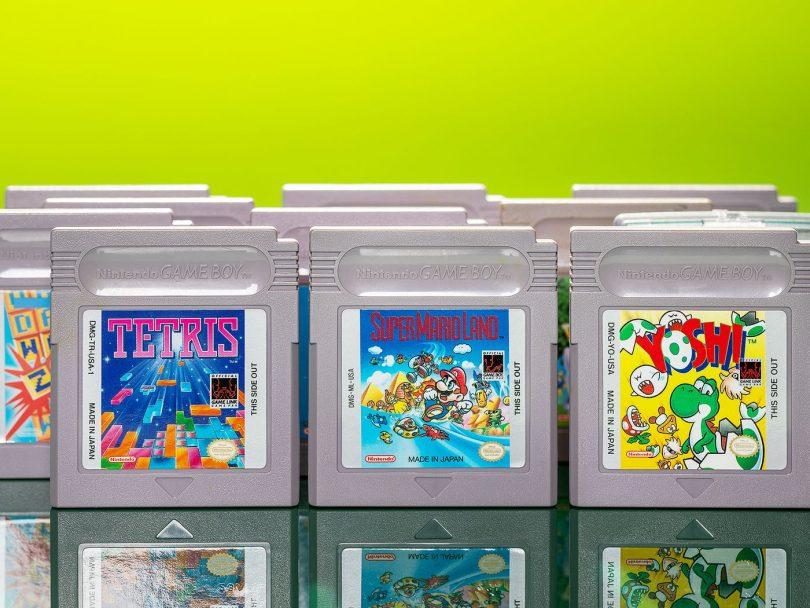 From Digital To Physical, America's Favorite Block Games