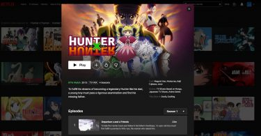 Can You Watch Hunter X Hunter on Netflix?