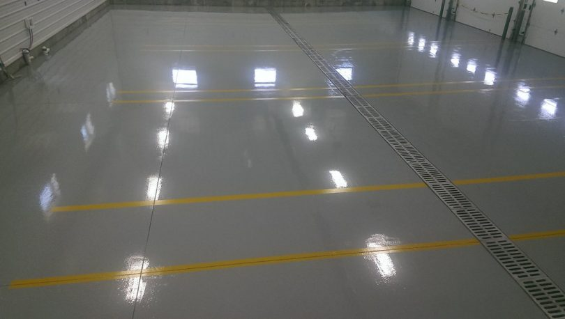 Why Garage Floor Epoxy Is The Best Option As A Floor Coating Solution For Your Garage?