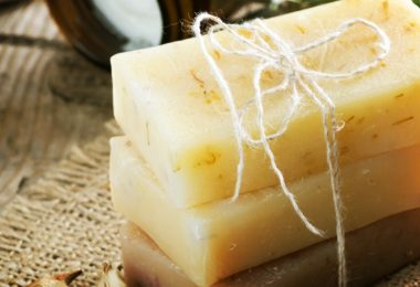 9 creative Ideas for making Organic Soaps