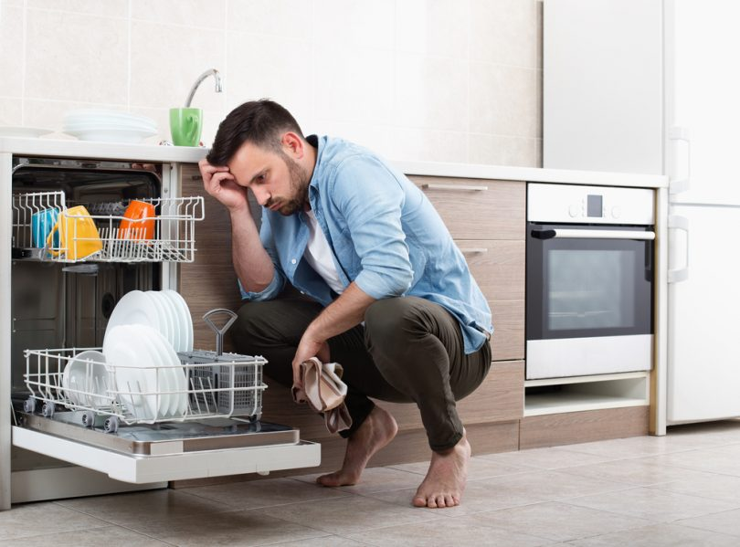 5 Dishwasher Problems & How to Fix Them
