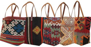 Why are Kilim Bags So Popular?