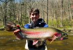 How Do You Catch a Big Rainbow Trout?