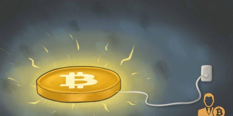 disadvantage of Bitcoin